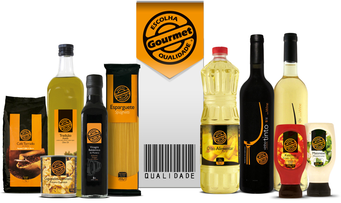 Developed by Matriz, Gourmet is present in many markets.