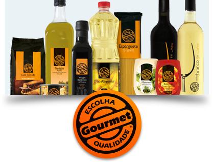 Com uma vasta gama, a Gourmet garante a melhor qualidade em todos os seus produtos.